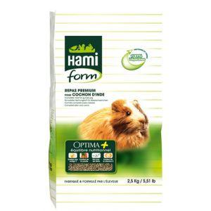 Hamiform Repas premium cochon d'Inde 2.5 kg