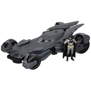 Batmobile en métal avec figurine Batman V Superman 1/24 2016
