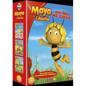 Coffret Maya L'abeille [DVD]