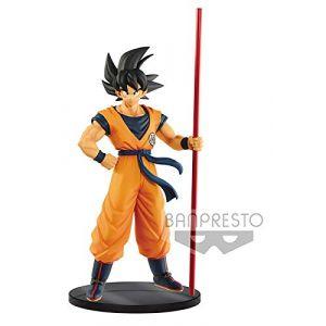 Banpresto Figurine DBZ 20Th Movie Son Goku Limited 23 cm