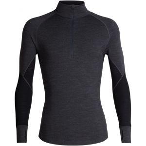Icebreaker 260 Zone - Sous-vêtement Homme - gris L T-shirts manches longues