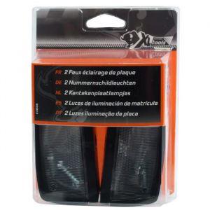 XL Perform Tools XLPT 2 feux éclairage de plaque