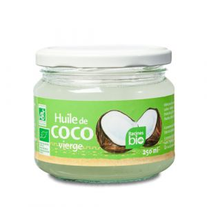 Racines Huile de coco vierge 250 ml