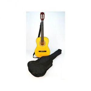 Bontempi Gsw 92.2/b - Guitare enfant en bois 92 cm + housse
