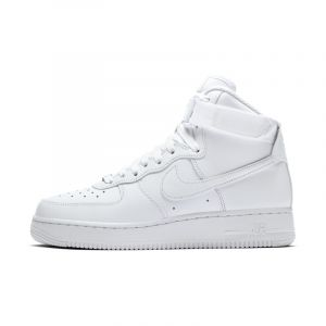 Nike Chaussure de basket-ball Chaussure Air Force 1 High 08 LE pour Femme - Blanc - Couleur Blanc - Taille 42