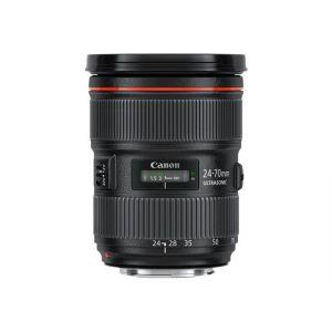 Canon EF-L 24-70mm f/2.8 L II USM : Objectif photo