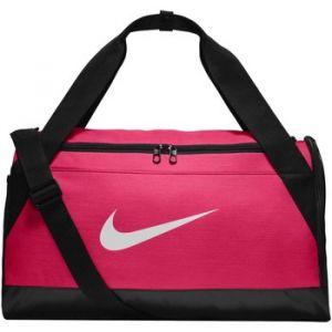 Nike Sac de sport de training Brasilia (petite taille) - Rose - Taille ONE SIZE - Unisex