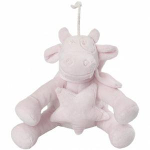 Noukie's Peluche musicale Lola la vache