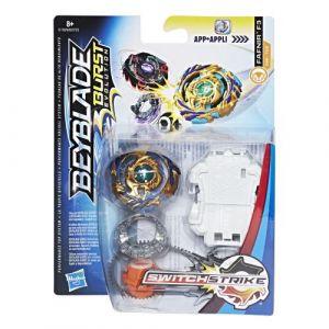 Hasbro Beyblade Burst Starter Pack SwitchStrike Fafnir F3