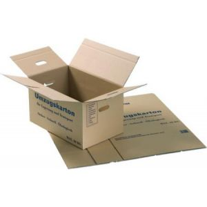 Papyrus 2008528 - Carton de déménagement, 83 litres / 40 kg