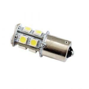 Tun'R Ampoule 12V-10W BA15S 13 LEDS blanc