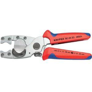 Knipex 90 25 20 - Coupe-tube 210mm pour PER et Multicouche et gaines de protection