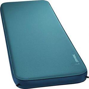 Therm-a-Rest Mondo King 3D Stretch - Matelas de camping taille 63 x 196 cm - Large, bleu