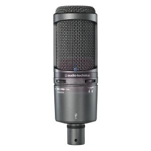 Audio Technica AT2020 USB+ - Micro filaire de studio