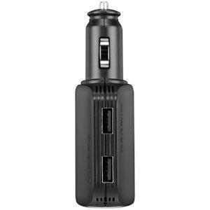 Garmin 010-10723-17 - Chargeur multiple haute vitesse pour GPS (double port USB)