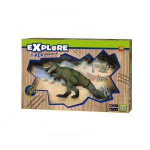 Ses Creative Figurine T-Rex Tyrannosaure Dinosaure 20 cm - 25085