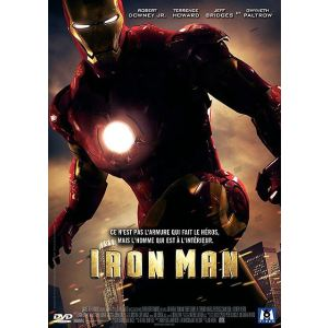 Iron Man - avec Robert Downey Jr.