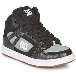 DC Shoes Baskets montantes enfant PURE HIGH-TOP Noir - Taille 36,37,38,39,33,34,35
