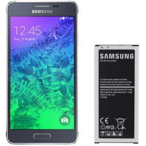 Samsung EB-BG850BBECWW - Batterie pour Galaxy Alpha 1860 mAh
