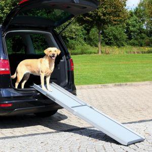 Trixie Petwalk - Rampe télescopique voiture pour chien (100 x 180 cm)