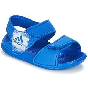 Adidas Altaswim, Sandales Mixte Enfant, Bleu (Blue/Footwear White/Footwear White 0), 27 EU