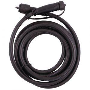 Lumihome DEC_R2M-24ET Rallonge Câble 2,5M H07RN-F 2 x 1mm² + Connecteur IP67 mâle / femelle -