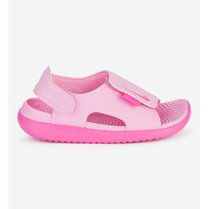 Nike Sandale Sunray Adjust 5 pour Jeune enfant/Enfant plus âgé - Rose - Taille 33.5 - Unisex