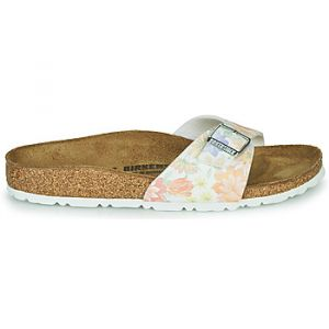 Birkenstock Mules MADRID - Couleur 36,37,38,39,40,41,35 - Taille Blanc