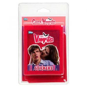 Topps Attax 16 + 2 pochettes de 5 stickers Chica Vampiro