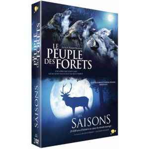 Jacques Perrin : Le Peuple des Forets +  Les Saisons - Coffret 2 Films