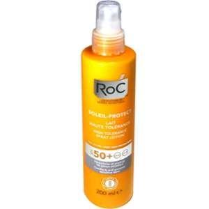 ROC Soleil Protect - Lait réparateur rafraîchissant SPF50+, 200 ml