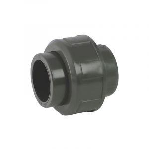 Ezfitt Union 3 pièces Femelle / femelle en PVC avec O-ring en EPDM à coller - 75mm