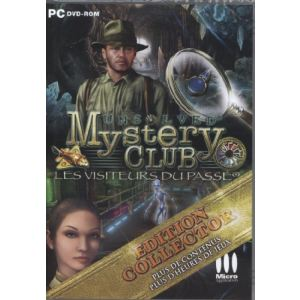 Unsolved Mystery Club : Ancient Astronauts [PC]