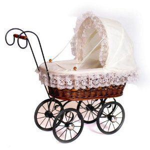 Legler 8755 - Landau de poupée «Antique»
