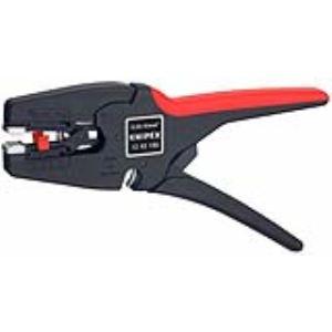 Knipex 12 42 195 - Pince à dénuder automatique multistrip 195 mm