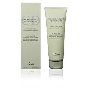 Dior Mousse Pureté Nettoyante - Extrait d'iris cristal peaux normales ou mixtes