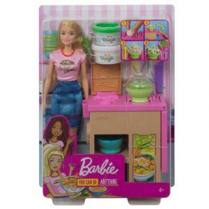 Mattel Barbie - Coffret Atelier pâtes