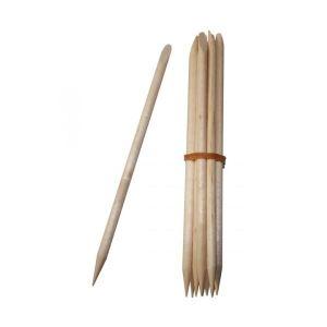 Avril Repousse cuticules en bois x 10