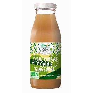 Vitamont Cocktail Concombre Pomme Gingembre 50cl