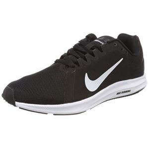 Nike Downshifter 8, Chaussures de Running Femme, Multicolore (Black/White-Anthracite 001), 38 EU