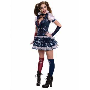 Déguisement Harley Quinn Arkham Knight femme Taille L