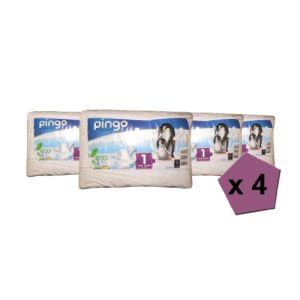 pingo Couche taille 1 Naissance (2-5 kg) - paquet de 27