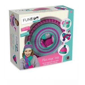 D'arpèje Machine à tricoter : Fundoo Twist Maxi