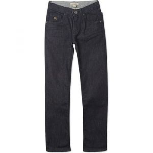 Burberry Pantalon enfant denim bleu