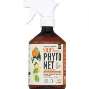 Phytonet Agrumes - Solution lavante à base d'huiles essentielles 500 ml