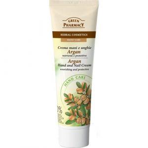 Green Pharmacy Crème Mains et Ongles - Argan