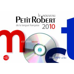Le Petit Robert 2010 [Windows]