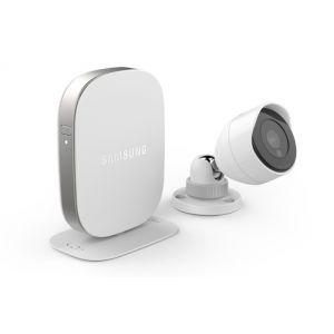 Samsung SNH-E6440 - Caméra IP SmartCam HD extérieur