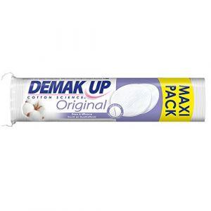 Demak Up Original - Cotons disques à démaquiller Doux & Efficace