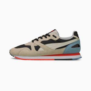 Puma Chaussure Basket Mirage OG, Noir/Blanc, Taille 41, Chaussures